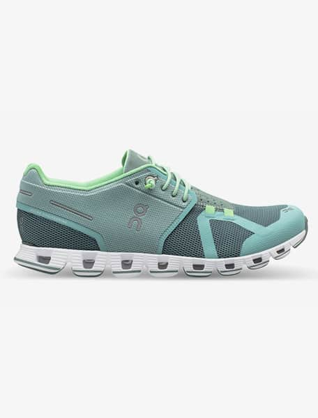 On Cloud Women's Running Shoe Spray Sea - 7.5 US фото