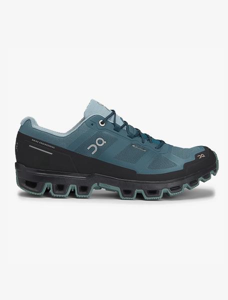 On Cloudventure Waterproof Men's Running Shoe Storm Cobble - 11 US фото