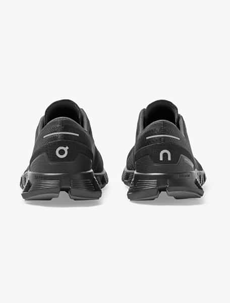On Cloud X Women's Running Shoe Black Asphalt - Westlake Village,Thousand Oaks, Los Angeles, Malibu, Calabasas
