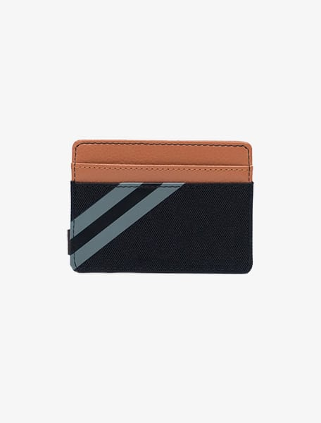 Herschel Charlie Wallet Black Synthetic Leather - Westlake Village,Thousand Oaks, Los Angeles, Malibu, Calabasas