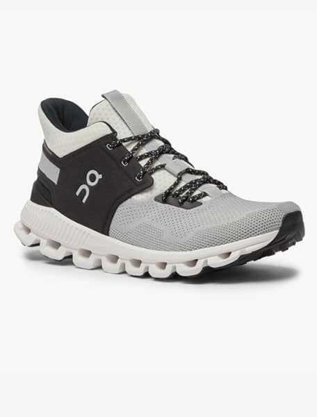 On Cloud Hi Edge Men's Lifestyle Shoe Glacier Black - Westlake Village,Thousand Oaks, Los Angeles, Malibu, Calabasas