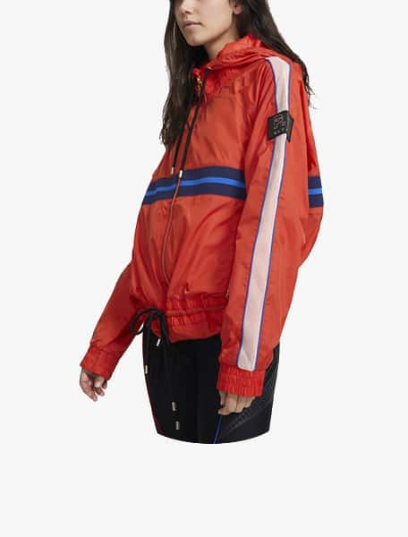 PE Nation Man Down Jacket in Red - Westlake Village,Thousand Oaks, Los Angeles, Malibu, Calabasas
